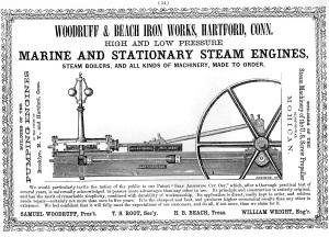 Steam engine advertisement jpg