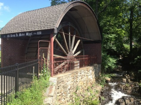Terryville Waterwheel