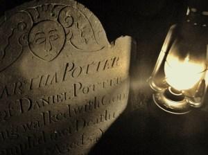 Martha Potter gravestone