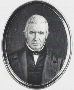 Eli Terry, early 1800s Plymouth clockmaker who revolutionized the clockmaking industry in America.