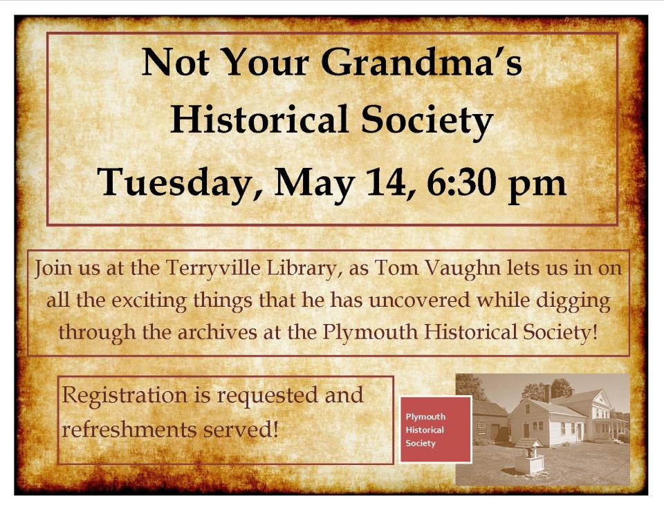 Tville Library May 14